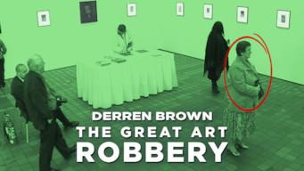 Derren Brown - The Great Art Robbery (2013)