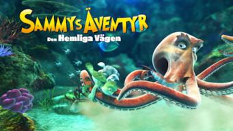 Sammys äventyr - den hemliga vägen (2010)