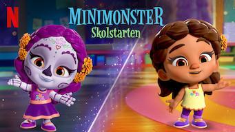 Minimonster – Skolstarten (2019)