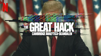 The Great Hack – Cambridge Analytica-skandalen (2019)