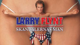 Larry Flynt - Skandalernas man (1996)
