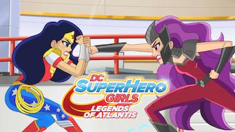 DC Super Hero Girls: Legends of Atlantis (2018)