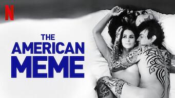The American Meme (2018)