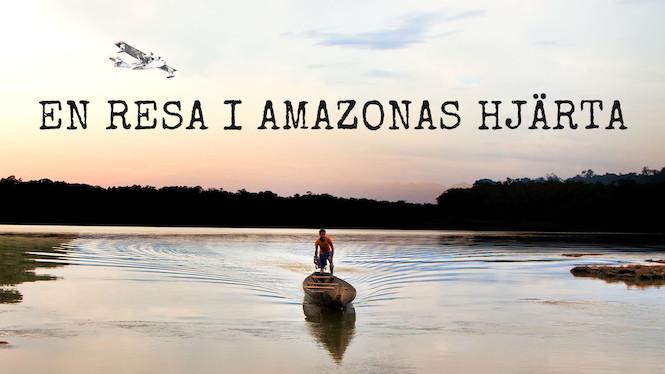 En resa i Amazonas hjärta
