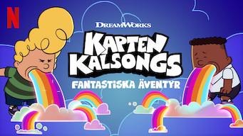 Kapten Kalsongs fantastiska äventyr (2019)