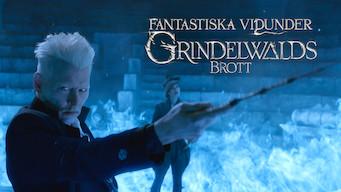 Fantastiska vidunder: Grindelwalds brott (2018)