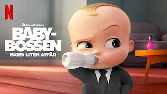 Babybossen: Ingen liten affär (2018)