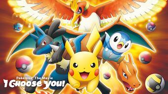 Pokémon – Filmen: Jag väljer dig! (2017)
