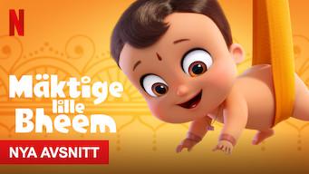 Mäktige lille Bheem (2019)