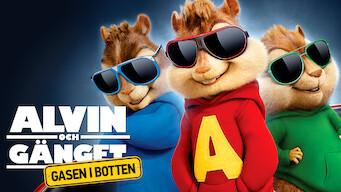 Alvin och Gänget: Gasen i botten (2015)