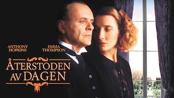 Återstoden av dagen (1993)