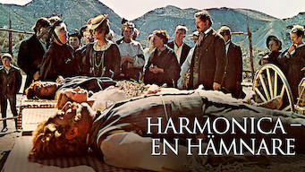 Harmonika - en hämnare (1968)
