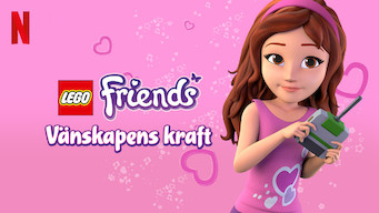 LEGO Friends: Vänskapens kraft (2016)