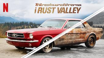Bilrestauratörerna i Rust Valley (2019)