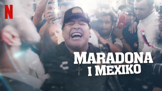 Maradona i Mexiko
