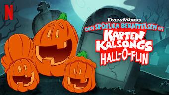 Den spöklika berättelsen om Kapten Kalsongs hall-o-flin (2019)