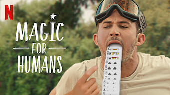 Magic for Humans (2019)