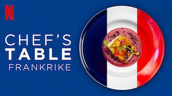 Chef's Table: Frankrike (2016)