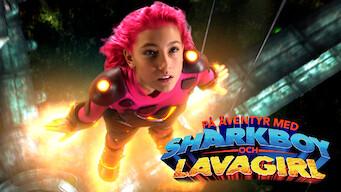 På äventyr med Sharkboy och Lavagirl (2005)