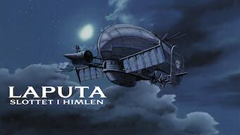 Laputa - Slottet i himlen (1986)