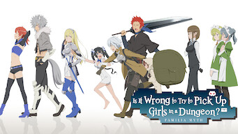 Is It Wrong to Try to Pick Up Girls in a Dungeon? (2015)