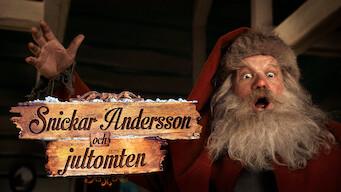 Snedker Andersen og julenissen (2016)
