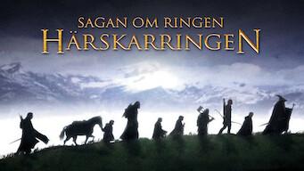 Sagan om ringen – Härskarringen (2001)