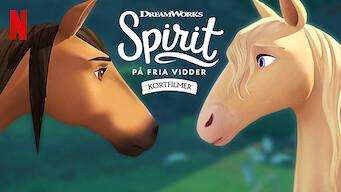Spirit – På fria vidder: Kortfilmer (2019)