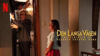 Den långa vägen: Inspelningen av Alfonso Cuaróns Roma (2020)