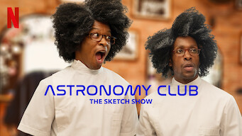 Astronomy Club: The Sketch Show (2019)